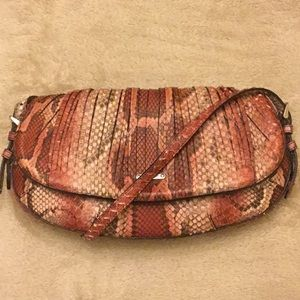 Bags - Burberry Prorsum exotic python bag. Authentic. 51e67690e231d